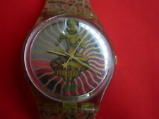 SWATCH PROTOTYPE DUMMY TAI SUN - 1995 - GG133 - VARIANT RARE - NOT WORKING