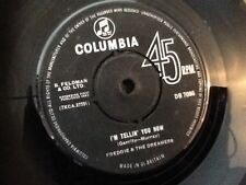 FREDDIE AND THE DREAMERS . I'M TELLIN YOU NOW . 1963