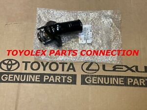 NEW GENUINE LEXUS (2006-2018) THERMOSTAT ASSEMBLY 16031-31020 V6 ENGINE ONLY