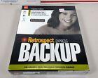 Dantz Retrospect Express Backup 5.6 for Windows XP & 5.0 for Mac OSX New Sealed
