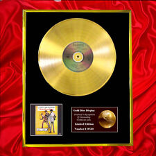 MOTT THE HOOPLE ALL THE YOUNG DUDE CD GOLD DISC PLATED