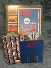 ASTERIX OPERATION GETAFIX for Amiga 500 - CDTV >COMPLETE<
