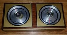 Taylor Instrument Companies Thermometer Barometer Vintage Antique Weather