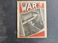 1940 THE WAR ILLUSTRATED VOL. 2 #30 BATTLE OF THE RIVER PLATE