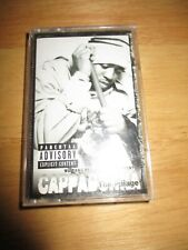 The Pillage by Cappadonna Cassette Tape Wu-Tang - USA HTF
