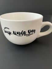 Bob Evans Farms 16Oz Ceramic Soup Bowls/Large Coffee Cup Mug