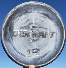 New Discraft Esp Zone 175g Swirly Dark Gray Silver Stars