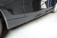 BMW 1er E87 M Paket Seitenschweller Schweller links Black Sapphire Metallic 475