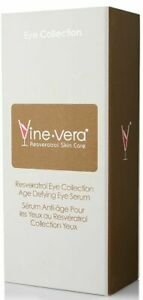 New Vine Vera Resveratrol Eye Collection Age Defying Eye Serum- LOOK FRESH