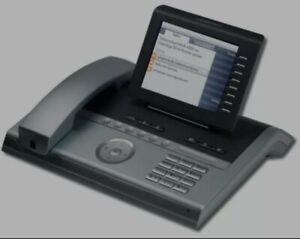 Unify Openstage 80T Silberblau Systemtelefon