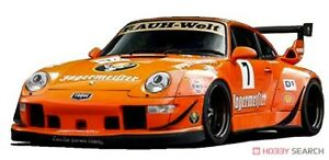 ignition model 1/43 RWB 993 Orange Finished product