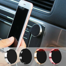 Magnetic Car Mount Holder Bracket Cradle For iPhone X 8 7 Plus Universal Galaxy