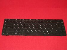New Black Keyboard FOR HP G62 Notebooks US English and Russian layout 595199-001