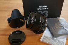 Fujifilm Fujinon XF 23 mm F/1.4 Aspherical R Objektiv - Wie neu!
