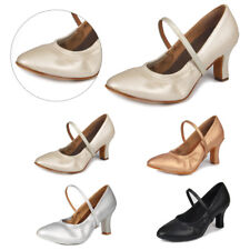 New Women's Girl's lady's Ballroom Latin modern Tango Dance Shoes Salsa Dancing