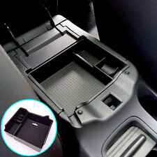 FIT FOR 2013-17 NISSAN SENTRA PULSAR ARMREST STORAGE BOX CENTER CONSOLE TRAY BIN