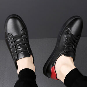 Mens Walking Sports Gym Fitness Non-Slip Shoes Fashion Boards Shoes Outdoor