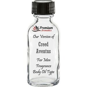 Our Impression of Creed for MEN Fragrance Pure Body Oil Type AlcoholFree
