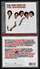 "THE JACKSONS ""The Very Best Of"" (2 CD) 2004 NEUF"