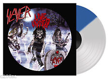 SLAYER-LIVE UNDEAD/HAUNTING THE CHAPEL, 2013 RECORD STORE DAY COLOURED vinyl LP