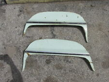 1972 MERCURY MARQUIS FENDER SKIRT (PAIR) USED CONDITION FOR RESTORE