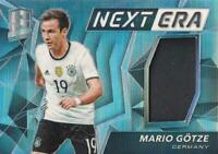 2016-17 Panini Spectra Soccer 'Next Era' Base Common Silver /199 - You Pick