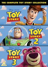 Toy Story 1-3 [DVD]
