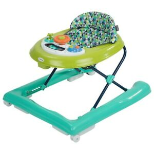 BRAND NEWBabideal Rover Walker, Removable Tray Green/Teal FREE SHIP