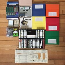 Commodore 64. Huge Rare Lot.  Floppy Discs, Tapes, Extras, Games, Expander 4!