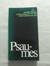 PSAUMES - MOINES DE ST-LAMBERT-DES-BOIS - DESCLÉE DE BROUWER
