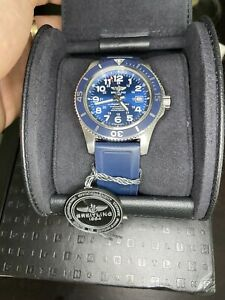 breitling superocean II 44 Perfect Condition With Box And Papers Full Set