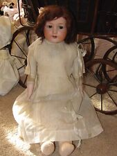 "24"" Antique Bisque German Heubach ""Sunshine"" Doll Made For Sears Roebuck & Co."