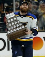 Ryan O'Reilly St.Louis Blues 2019 CONN SMYTHE UNSIGNED 8x10 Photo