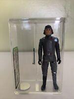 1980 Kenner Star Wars AT-AT Commander, HK, Loose Figure Graded AFA U85 NM+