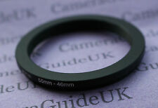 55mm to 46mm 55mm-46mm Stepping Step Down Filter Ring Adapter