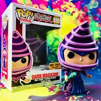 Dark Magician Hot Topic Exclusive Yu-Gi-Oh! Anime Funko POP! Animation #595