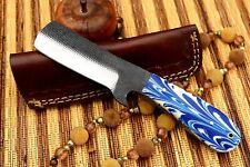 """8"""" MH KNIVES CUSTOM HANDMADE CARBON STEEL FULL TANG HUNTING/SKINNER KNIFE CS-07W"""