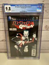 DC Comics Presents Harley Quinn #1 CGC 9.8 Alex Ross Cover (2014)