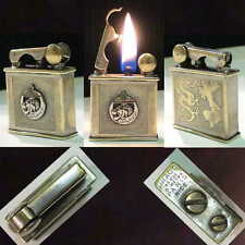 BRIQUET Ancien - DRAGO avant dupont - Indochine War LIGHTER Feuerzeug Accendino