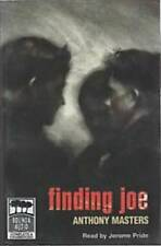 Finding Joe by Anthony Masters (CD-Audio, 2004)