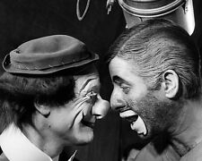 "JERRY LEWIS ON SET UNRELEASED FILM ""THE DAY THE CLOWN CRIED"" 8X10 PHOTO (OP-168)"