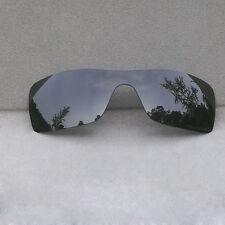 Black Iridium Mirrored Replacement Lenses for Batwolf Sunglasses Polarized