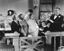 """Three Stooges~Disorder~Courtroom~Attorney~Photo~Decor~Poster~ 16"""" x 20"""""""