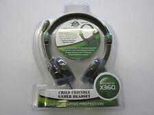 GameOn Cadet Gear Gamer Headset XC71 Child Friendly Lightweight 4 XBOX 360/LIVE