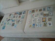 Lotti e raccolte di francobolli australiani e oceaniani