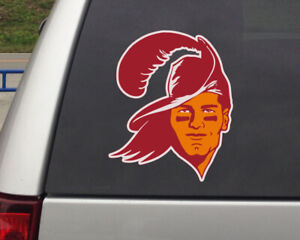 Tom Brady Tampa Bay Buccaneers Face Car/Wall Decal - Size Variations