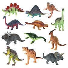 Fun Express Large Assorted Dinosaur Toy Figures - 12pcs Gift Kids Toys