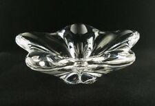BACCARAT Crystal Candy or Nut Dish, Free Form, France