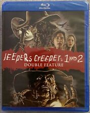 NEW JEEPERS CREEPERS 1 & 2 DOUBLE FEATURE BLU RAY WALMART EXCLUSIVE SHOUTFACTORY