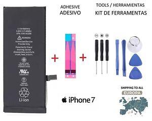 Battery Bateria with tools iPhone 7 OEM 1960 mAh Capacity Original Health 100%